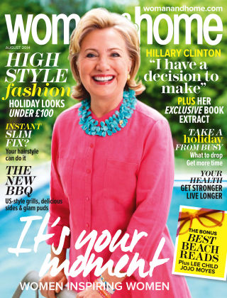 Woman & Home August 2014