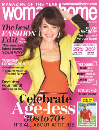 Woman & Home March 2015