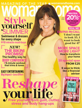 Woman & Home July 2015