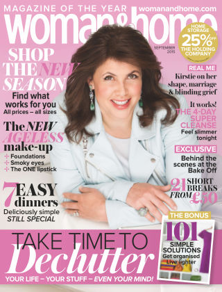 Woman & Home September 2015