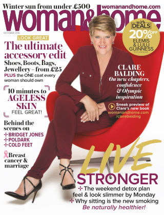 Woman & Home October 2016