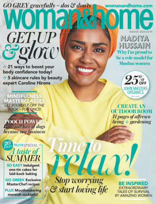 Woman & Home August 2020