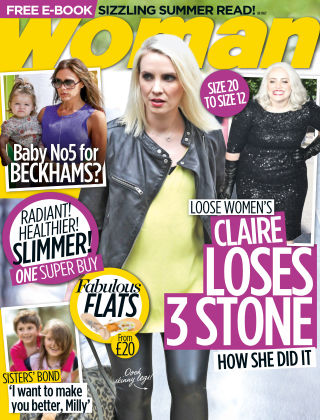 Woman 9th June 2014