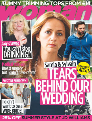 Woman 15th June 2015