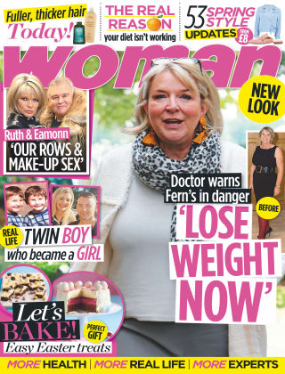 Woman 27th March 2018