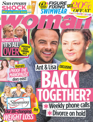 Woman 4th June 2018