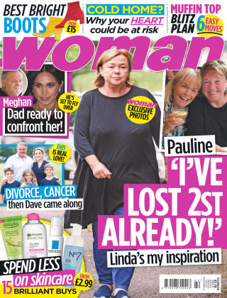 Woman 15th October 2018