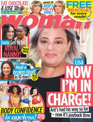 Woman 15th April 2019