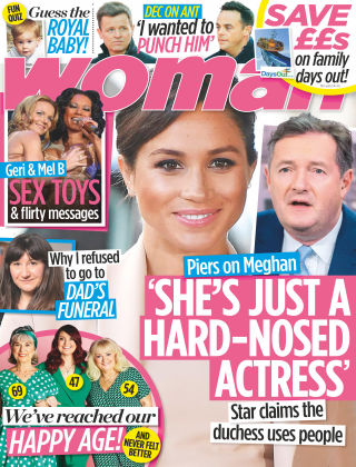 Woman 22nd April 2019