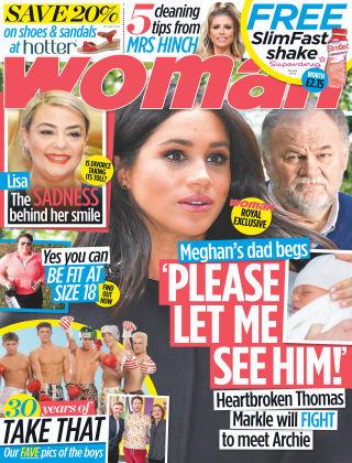 Woman 27th May 2019
