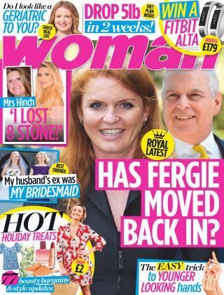 Woman 1st July 2019