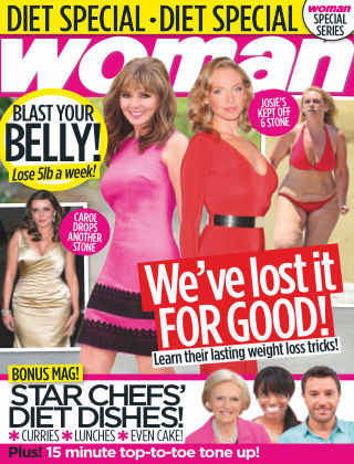 Woman Special Series Diet Special