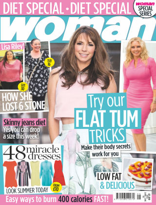 Woman Special Series Diet 3 2016