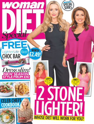 Woman Special Series Diet (pre-Xmas)