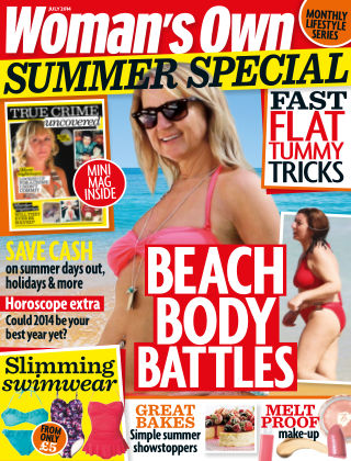 Woman's Own Lifestyle Special Summer Special 2014