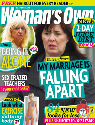Woman's Own Lifestyle Special 22nd September 2014