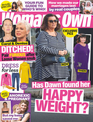 Woman's Own 25th September 2017