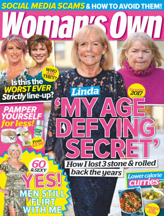 Woman's Own 3rd September 2018