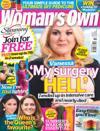 Woman's Own 6th May 2019