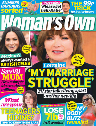 Woman's Own 10th June 2019