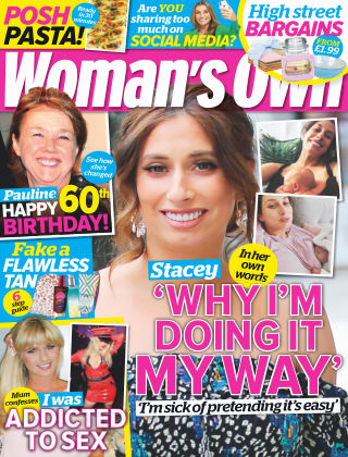 Woman's Own 8th July 2019
