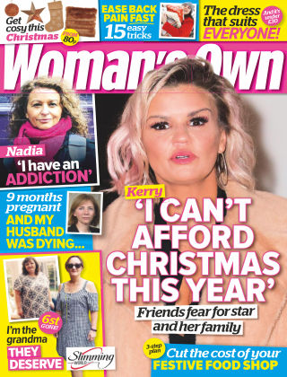 Woman's Own 2nd December 2019