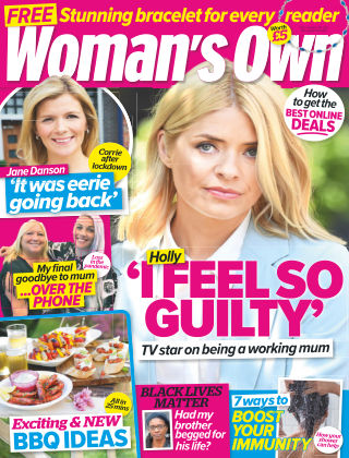 Woman's Own 30th June 2020