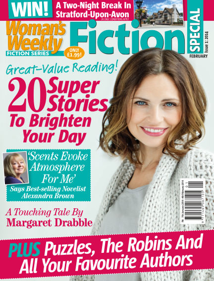 Woman's Weekly Fiction Special February 04, 2014 00:00