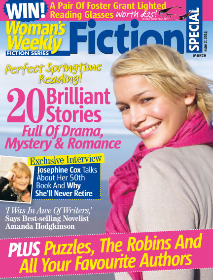 Woman's Weekly Fiction Special March 04, 2014 00:00