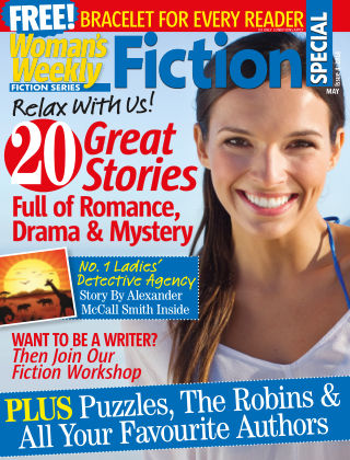 Woman's Weekly Fiction Special April 2014