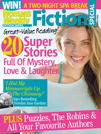 Woman's Weekly Fiction Special June 03, 2014 00:00