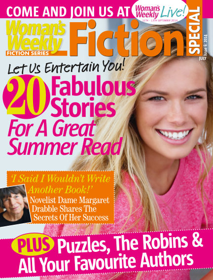 Woman's Weekly Fiction Special July 01, 2014 00:00
