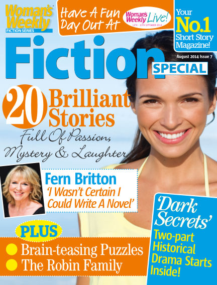 Woman's Weekly Fiction Special August 05, 2014 00:00