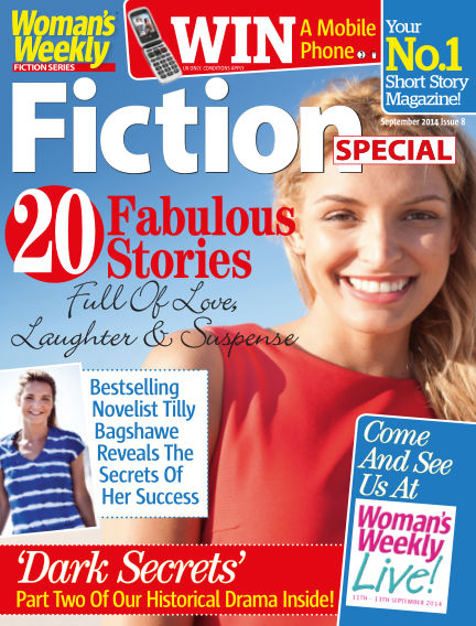 Woman's Weekly Fiction Special September 02, 2014 00:00