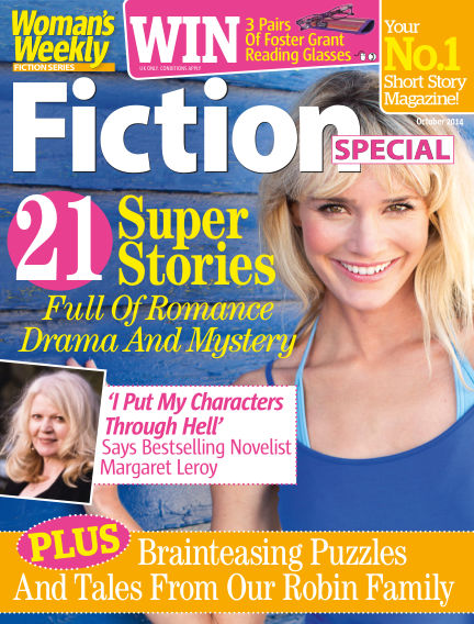 Woman's Weekly Fiction Special October 07, 2014 00:00