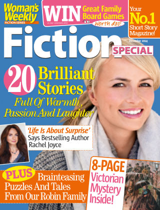 Woman's Weekly Fiction Special December 2014
