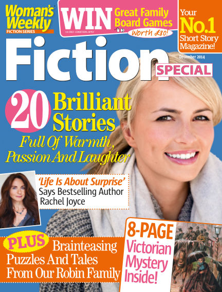 Woman's Weekly Fiction Special December 02, 2014 00:00