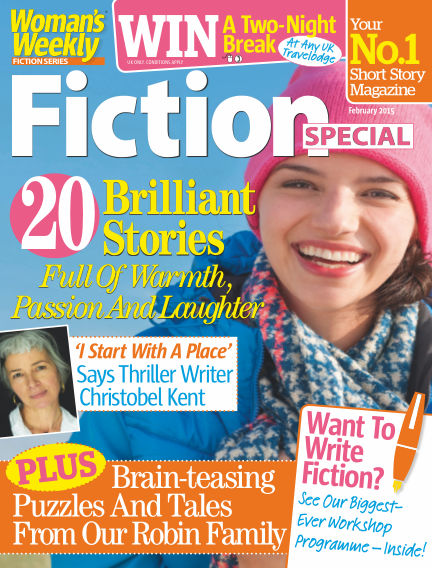 Woman's Weekly Fiction Special February 03, 2015 00:00