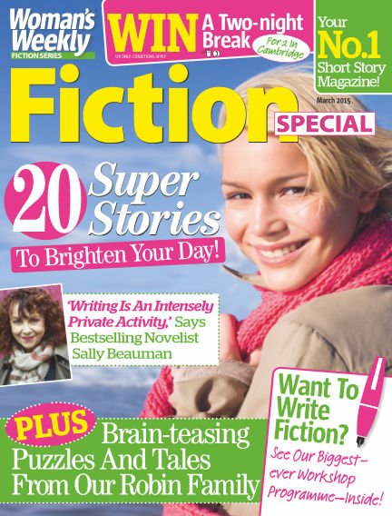 Woman's Weekly Fiction Special March 03, 2015 00:00
