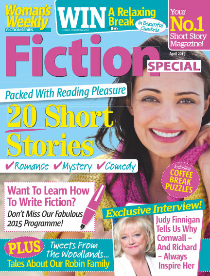 Woman's Weekly Fiction Special April 07, 2015 00:00
