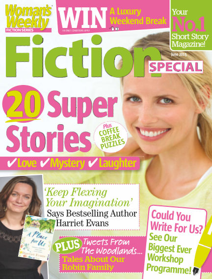 Woman's Weekly Fiction Special June 02, 2015 00:00