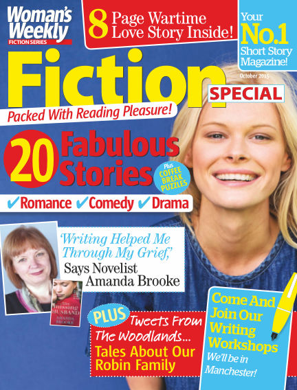 Woman's Weekly Fiction Special October 06, 2015 00:00