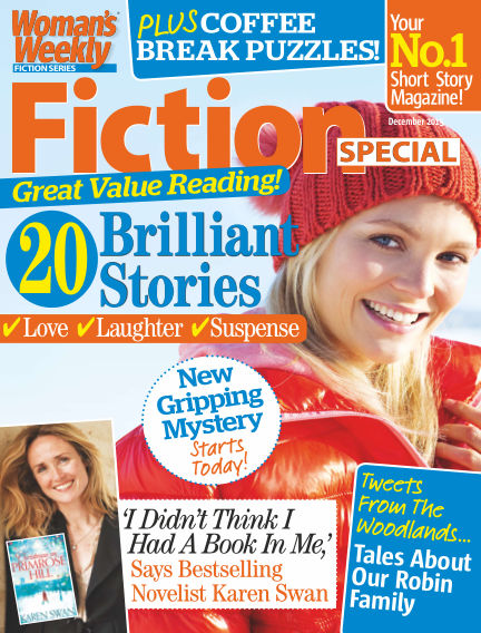 Woman's Weekly Fiction Special December 01, 2015 00:00