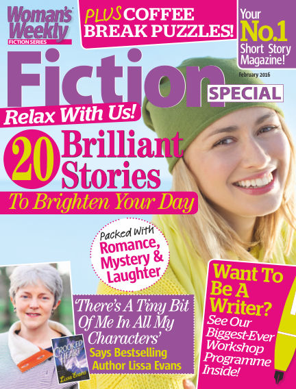 Woman's Weekly Fiction Special February 02, 2016 00:00