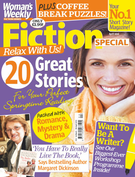 Woman's Weekly Fiction Special March 02, 2016 00:00