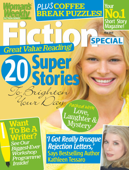 Woman's Weekly Fiction Special April 05, 2016 00:00