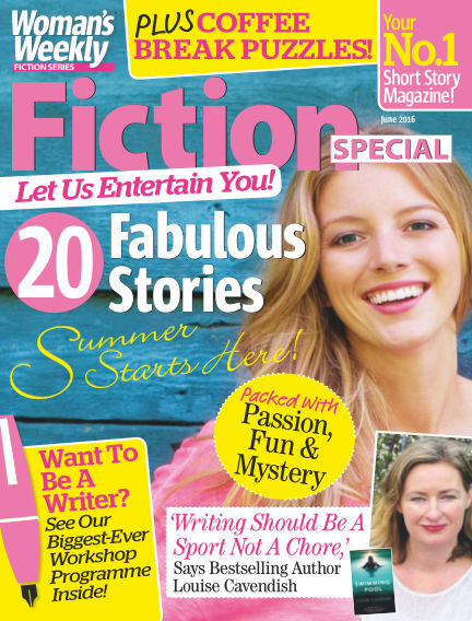 Woman's Weekly Fiction Special May 03, 2016 00:00