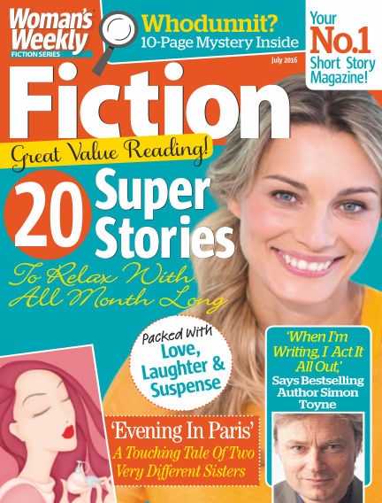 Woman's Weekly Fiction Special June 07, 2016 00:00
