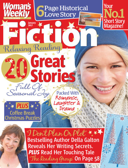 Woman's Weekly Fiction Special December 01, 2016 00:00