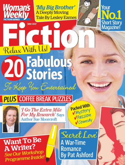 Woman's Weekly Fiction Special May 02, 2017 00:00